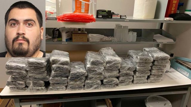$2 million worth of cocaine, meth, fentanyl found at Pearland-area home,…