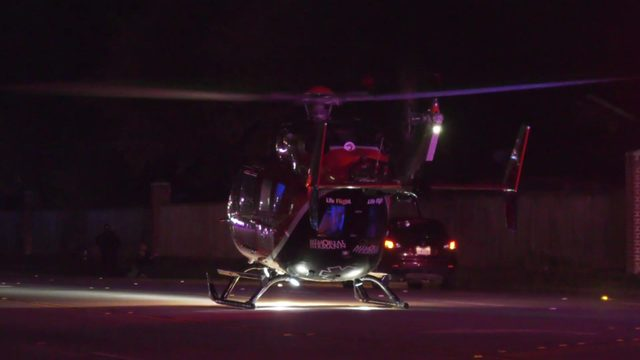 Autistic child critical after being hit by car in NW Houston