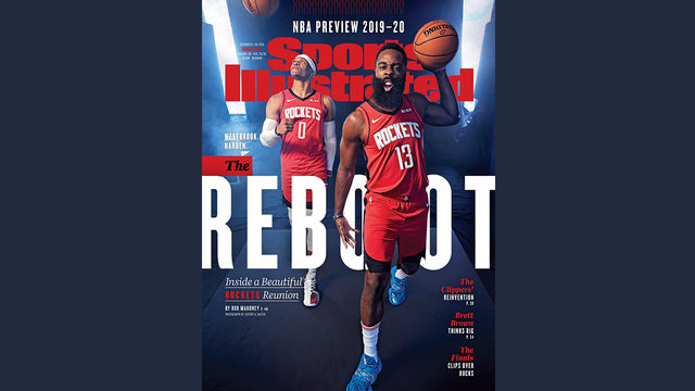 Lookin' fierce: Rockets' James Harden, Russell Westbrook claim Sports…
