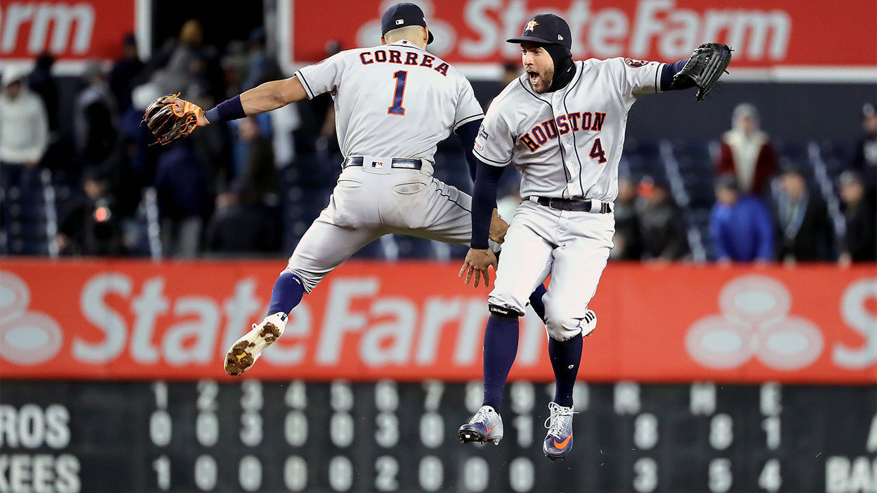 Why the Astros should be confident going into Game 6