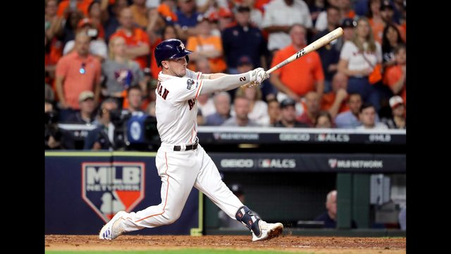 PHOTOS: Astros face Yankees in ALCS Game 6