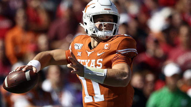 LIVE BLOG: Texas Longhorns take on Kansas Jayhawks