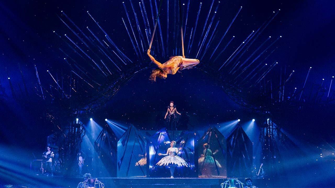Cirque Du Soleil Is Coming To Houston