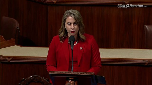 Katie Hill 'leaving now because of a double standard,'