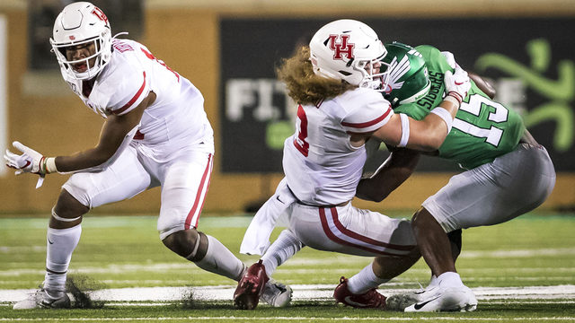 Get to know UH junior defensive back, Grant Stuard