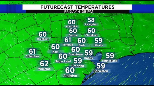 FORECAST: Perfect Fall Friday and an even better weekend
