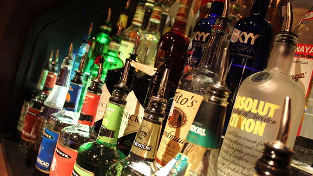 Once these establishments run out of liquor they'll be out of business…