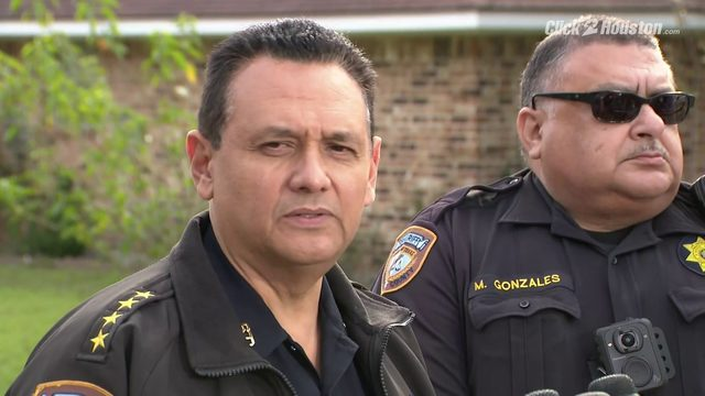 Sheriff gives update on child shot in northwest Harris County home