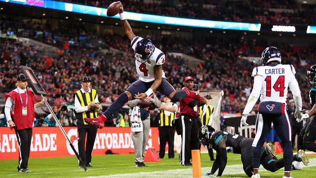 3 things we learned from the Texans-Jaguars game