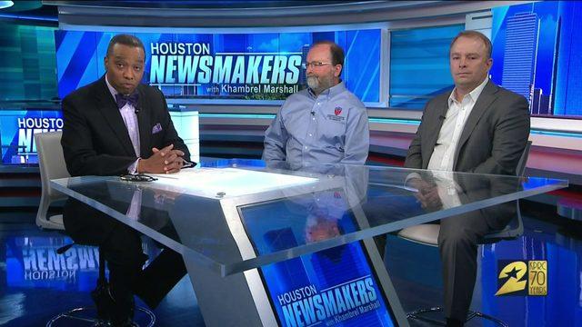Houston Newsmakers 110319