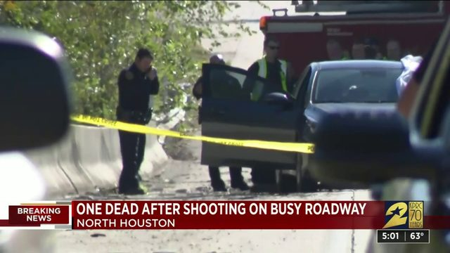 One Dead After Shooting on Busy roadway