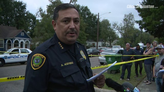 Chief Acevedo provides update on Schley street shooting