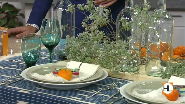 Dress up your holiday tablescape with these DIY ideas | HOUSTON LIFE | KPRC 2