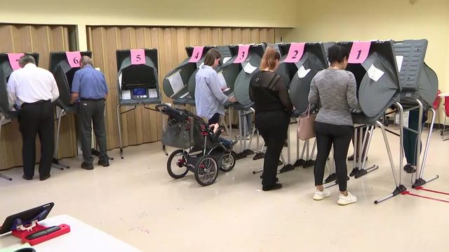 Polling problems? Houston City Council candidate says name not on ballot
