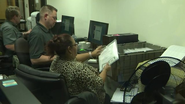 LIVE: Harris County clerk discusses 12-hour delay for election results…