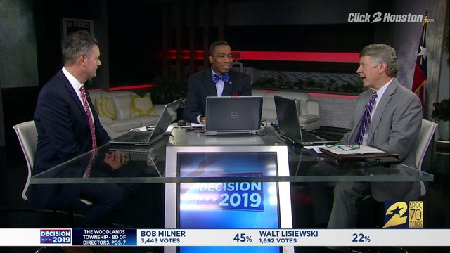 Decision 2019 coverage