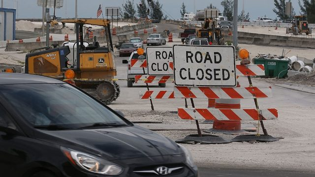 4 construction hot spots to avoid on Houston highways this weekend