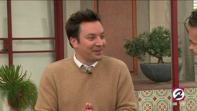 The Tonight Show starring Jimmy Fallon recording episode at UT Austin |…