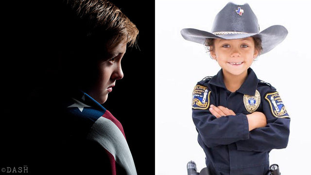 Remembering Officer Abigail: Young boy plans tribute run to honor…