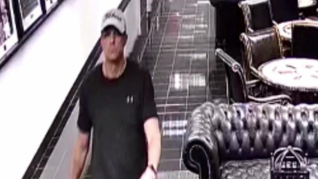 Man accused of stealing wallets from Westside Tennis Club lockers
