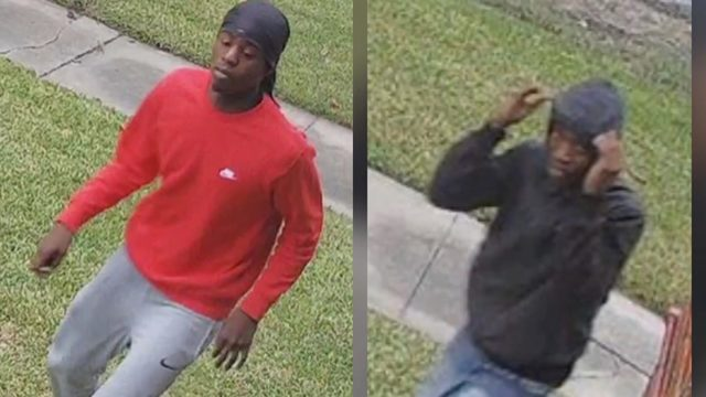 Two men rob 73-year-old woman after following her home from bank
