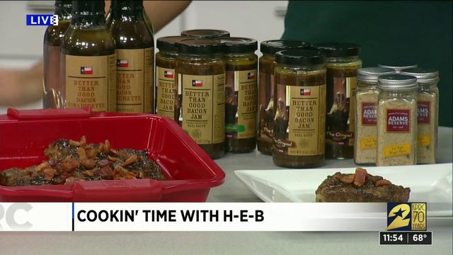 Cookin' Time With H-E-B: These bacon jam recipes will take your bacon…