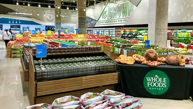 Take a look inside the new Whole Foods Market in Midtown