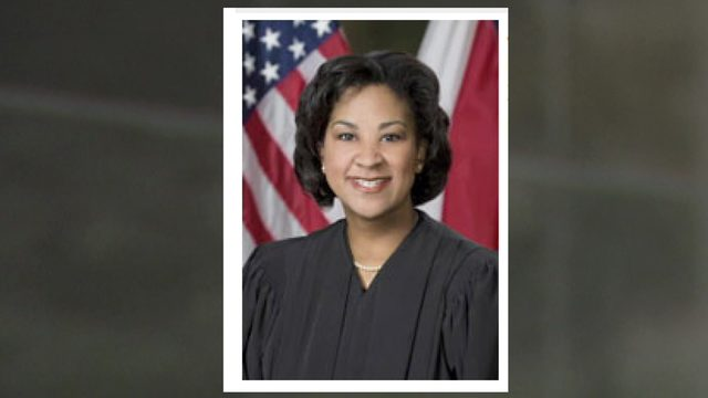 Harris County judge suspended following indictment on allegations of wire fraud