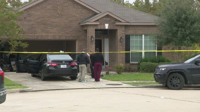 Houston man could face charges after being shot by wife