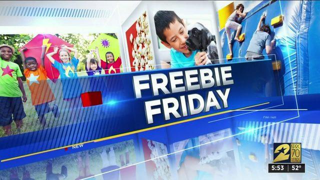 Freebie Friday for Nov. 8, 2019