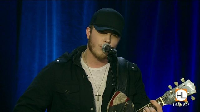 From 'The Voice' stage to Houston: Country singer Gyth Rygdon set to…