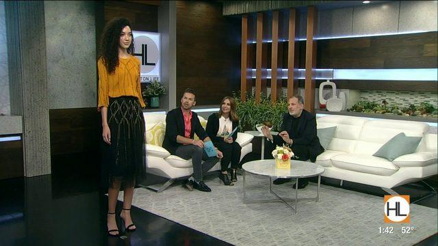 Fashion designer Kobi Halperin talks his new 2020 collection | HOUSTON…