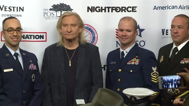 Musicians Support Houston-Area Veterans