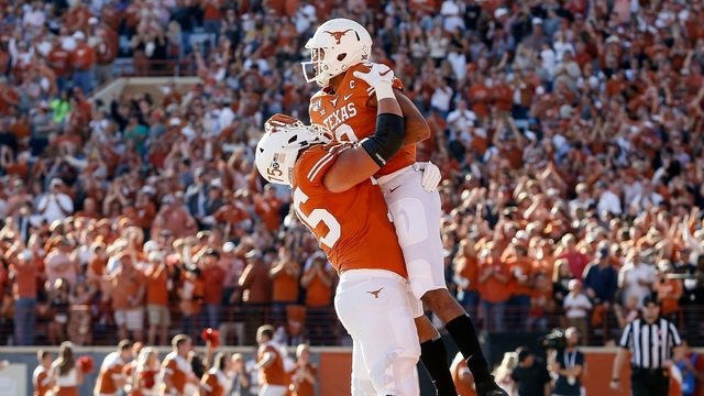 Game recap: Texas defeats Kansas state 27-24