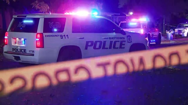 1 injured in officer-involved shooting in Baytown, police say