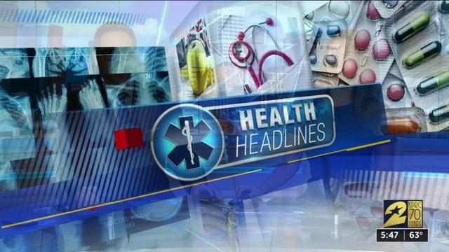 Health headlines for Nov. 11, 2019