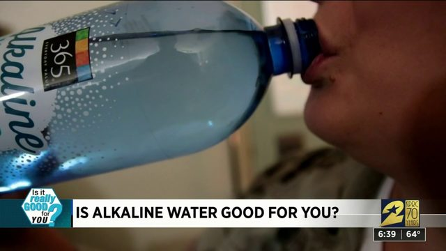 Is it really good for you: Alkaline water