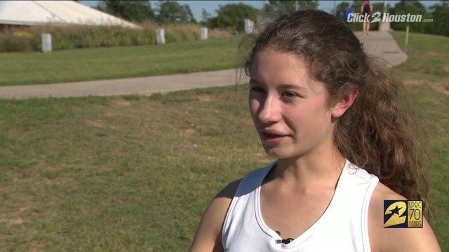 Local runner inspiring the community