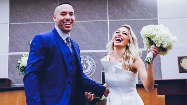 Carlos Correa, Daniella Rodriguez wed in Texas: See the first images…