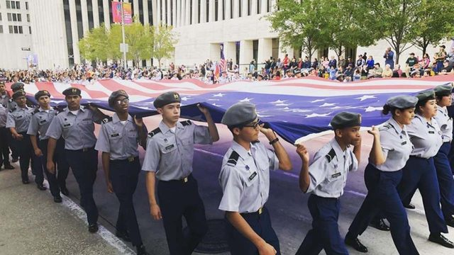 Houston's Veterans Day Parade: See most compelling photos from city's…
