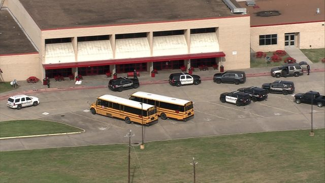 At least 2 arrested after officer injured in brawl at BF Terry High…