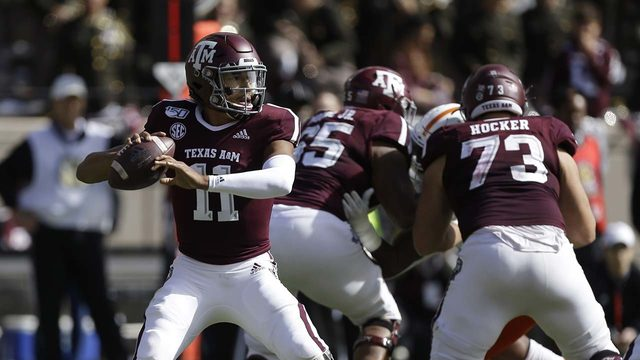 Q&A with Aggies quarterback Kellen Mond ahead of South Carolina game