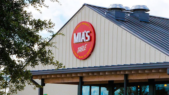New family-friendly restaurant Mia's Table now open in Katy