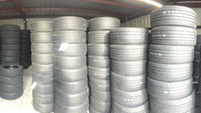 $125,000 worth of stolen tires recovered in Harris County, authorities say