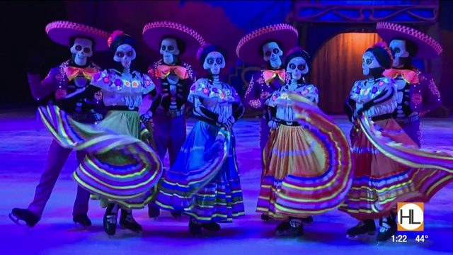A sneak peek of Disney On Ice: Dream Big | HOUSTON LIFE | KPRC 2