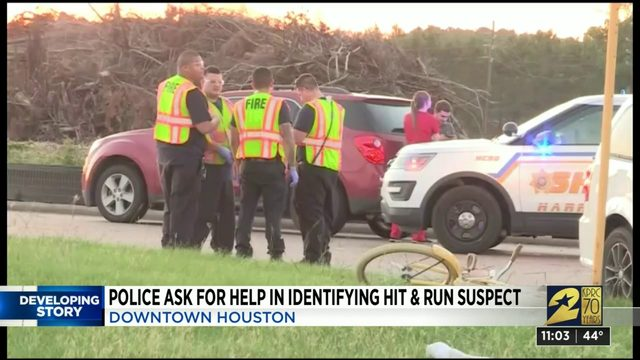 Police ask for help identifying hit-and-run driver