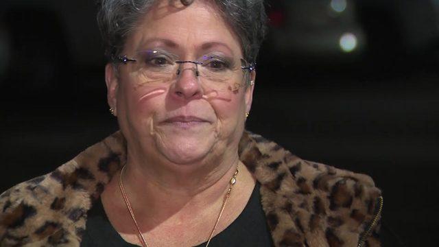Woman upset after burglar steals sentimental gifts from deceased husband