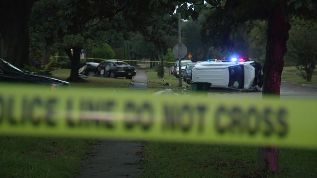 Woman killed by 2 teens in stolen van identified
