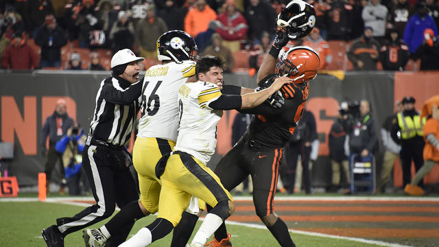 Browns star, former A&M player Myles Garrett facing NFL discipline after…