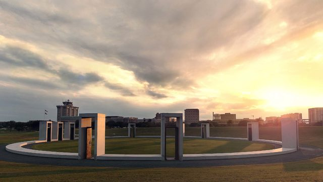 What to know about the memorial at Texas A&M 20 years after the Bonfire collapse